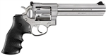 "Ruger GP100 6"" Stainless .357 Magnum 1707"