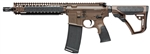 "Daniel Defense MK18 Mil Spec+ Brown Cerakote 10.3"" SBR 5.56mm 02-088-15028-011"