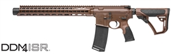 Daniel Defense ISR Mil Spec+ Brown Cerakote .300AAC 02-103-15139-047