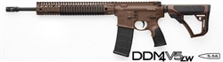 Daniel Defense: M4 V5 (Lightweight) .223 / 5.56 Brown Cerakote 02-123-13028-047