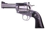"Ruger Super Blackhawk Convertible Bisley 3-3/4"" Stainless .45LC/.45ACP 0475"