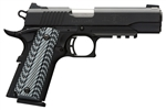 "Browning Black Label 1911-380 Pro w/ Rail & Night Sights 4.25"" .380ACP 051907492"