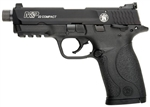 Smith & Wesson M&P22 Compact Suppressor Ready .22LR 10199