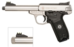 Smith & Wesson SW22 Victory Threaded .22LR 10201