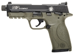 Smith & Wesson M&P22 Compact Suppressor Ready FDE .22LR 10242
