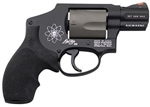 Smith & Wesson Scandium: 340PD in .357MAG 103061