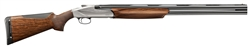 "Benelli 828U Over/Under 28"" Walnut 3"" Shells 12-Gauge 10704"