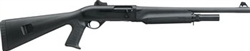 Benelli M2 Tactical: Pistol Grip Stock + Ghost Ring Sights 12-Gauge