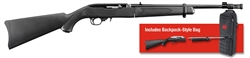 Ruger 10/22 Blued Takedown Tactical .22LR 11112