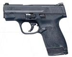 Smith & Wesson M&P Shield 9mm 2.0 NO Thumb Safety 11808