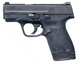 Smith & Wesson M&P Shield 9mm 2.0 w/ Night Sights & (3) Magazines 9mm NO Thumb Safety 11810