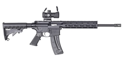 Smith & Wesson M&P15-22 Sport in .22LR Red/Green Dot Optic 12722