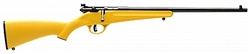 Savage Rascal Yellow Synthetic .22LR 13805