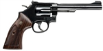 "Smith & Wesson 48 Blued 6"" Barrel 6-Shot Cylinder .22 Magnum 150718"
