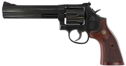 "Smith & Wesson 586 Classic Series Blued 6"" 6-Shot .357MAG 150908"
