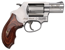 "Smith & Wesson 60 Ladysmith Stainless .357MAG 2.12"" 162414"