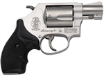 Smith & Wesson Airweight: 637 Chief's Special .38 Special+P 163050