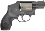 Smith & Wesson Scandium: 340PD in .357MAG 163062