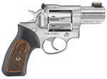 "Ruger GP100 2.5"" 7-Shot Stainless .357 Magnum 1774"