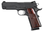Sig Sauer 1911 Carry Nitron 45ACP Night Sights 1911CA-45-BSS