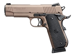 Sig Sauer 1911 Emperor Scorpion Carry Fast Back 45ACP Night Sights 1911FTCA-45-ESCPN
