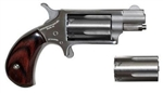 "North American Arms Mini Revolver *COMBO .22LR/.22Mag 1-1/8"" 22MSC"