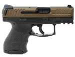 Heckler & Koch VP9SK Striker Fired 10+1 9mm Midnight Bronze 232-025358