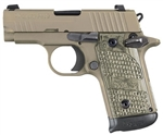 Sig Sauer P238 Scorpion .380ACP Night Sights 238-380-SCPN