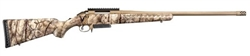 "Ruger American Predator Go Wild Camo Threaded 22"" .308 WIN AICS Mag 26926"