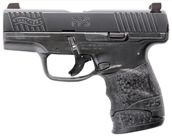 "Walther PPS M2 Night Sights 3.18"" 9mm 2805961TNS"