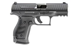"Walther PPQ Q4 Match Steel Frame 4"" 15+1 9mm 2830019"
