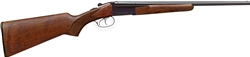 "Stoeger Coach Gun: Double Triggers 20"" Walnut Blued 12GA"