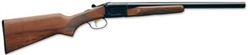 "Stoeger Coach Gun: Single Trigger 20"" Walnut Blued 20GA"