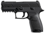 Sig Sauer P320 Compact Night Sights .45ACP 320C-45-BSS
