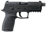 Sig Sauer P320 Compact w/ Threaded Barrel & Night Sights 9mm 320C-9-BSS-TB