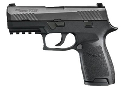 Sig Sauer P320 Carry 17+1 9mm 320CA-9-B