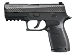 Sig Sauer P320 Carry 17+1 9mm Night Sights 320CA-9-BSS