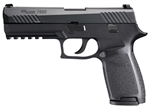 Sig Sauer P320 Full Sized w/ Night Sights 17+1 9mm 320F-9-BSS