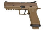 Sig Sauer P320 X-Five 9mm Coyote 320X5-9-BAS-COY