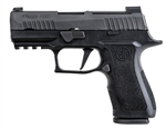 Sig Sauer P320 X-COMPACT Night Sights 15+1 9mm 320XC-9-BXR3-R2