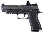 Sig Sauer P320 X-Full RX ROMEO 1 PRO Night Sights 9mm No Manual Safety 320XF-9-BXR3-RXP