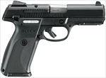 "Ruger SR9 Full Size Nitride Black 4.14"" 17+1 Capacity 9mm 3321"