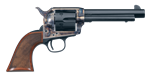 "Uberti 1873 Cattleman El Patron Tuned Action 4.75"" Barrel .357 345173"