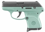 Ruger LCP .380 ACP Turquoise 3746