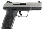 "Ruger Security-9 4"" 9mm Silver Cerakote 3822"