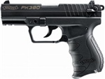 Walther PK380 Black Finish 8+1 Capacity .380ACP 5050308