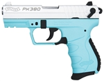 Walther PK380 Angel Blue .380ACP 5050325