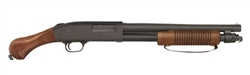 "Mossberg 590  Shockwave Night Stick 14"" Barrel 6- Shot Parkerized 12-Gauge 50651"