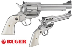 "Ruger Blackhawk Convertible 5.5"" Stainless .45LC/.45ACP 5241"