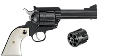 Ruger Blackhawk Convertible 45LC / 45ACP Blued 4 5/8""
